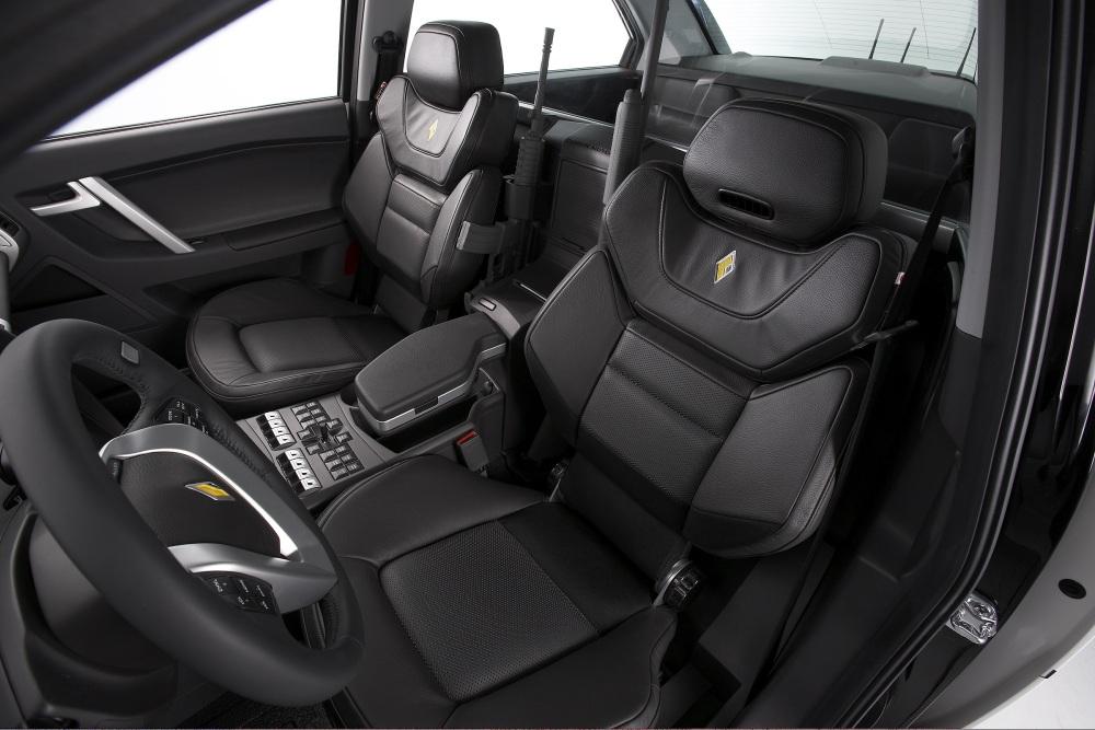 Carbon Motors - E7 FOTOS / VIDS (4/4)