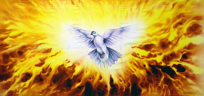 The Holy Spirit - A Bible Study  (2/3)