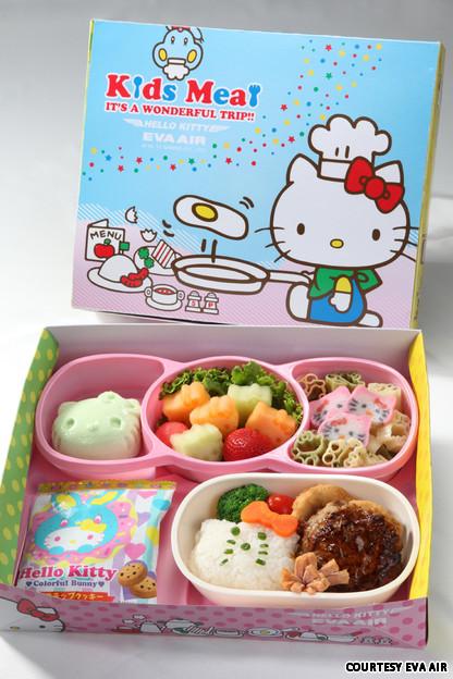 Hello Kitty - EVA Airways (Photos!) (4/6)